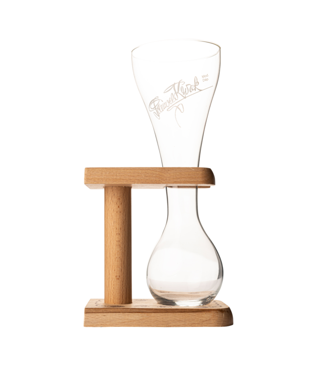 Brouwerij Bosteels Kwak Glass + Voet