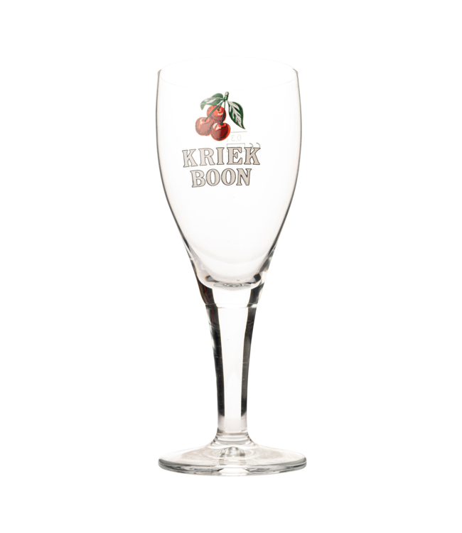 Brouwerij Boon Boon Kriek glass
