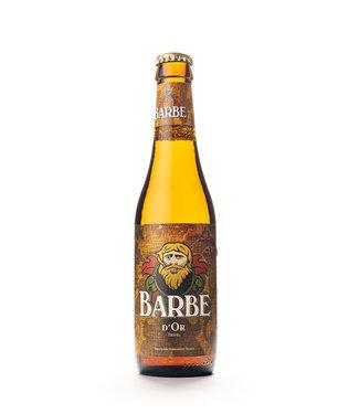BrouwerijVerhaeghe Barbe D'or Tripel