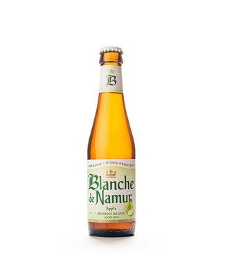 Brasserie du Bocq Blanche de Namur Apple