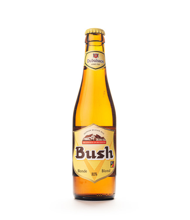 Brasserie Dubuisson Bush Blonde