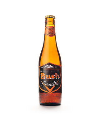 Brasserie Dubuisson Bush Caractère Amber
