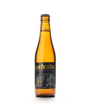 Brouwerij Toye Goedendag Sterk Blond