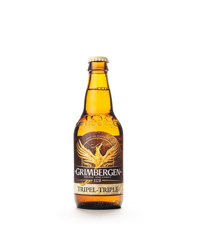 Brouwerij Alken-Maes Grimbergen Tripel