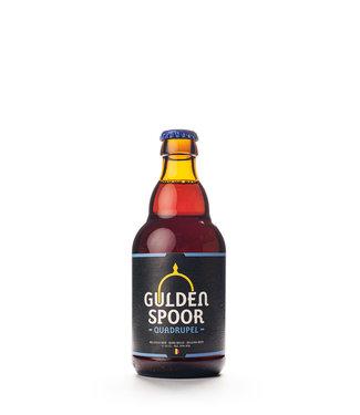 Brouwerij Gulden Spoor Gulden Spoor Quadrupel