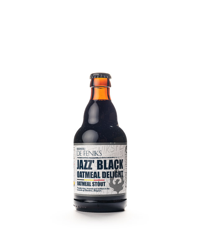 Brouwerij Feniks Jazz' Black Oatmeal Delight