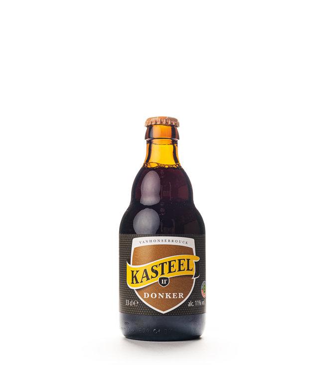 Brouwerij Van Honsebrouck Kasteelbier Donker