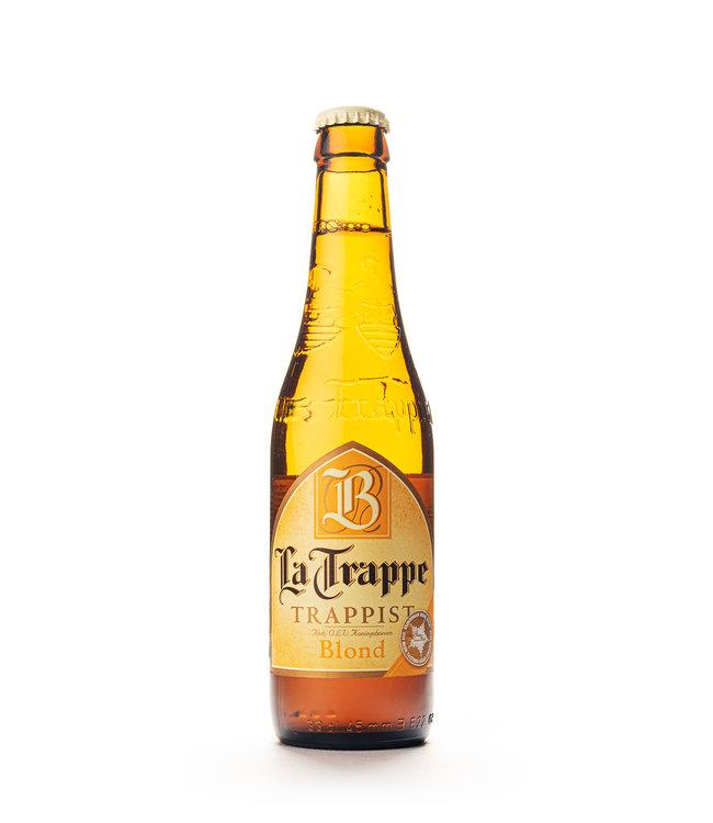 Brouwerij De Koningshoeven La Trappe Trappist Blonde