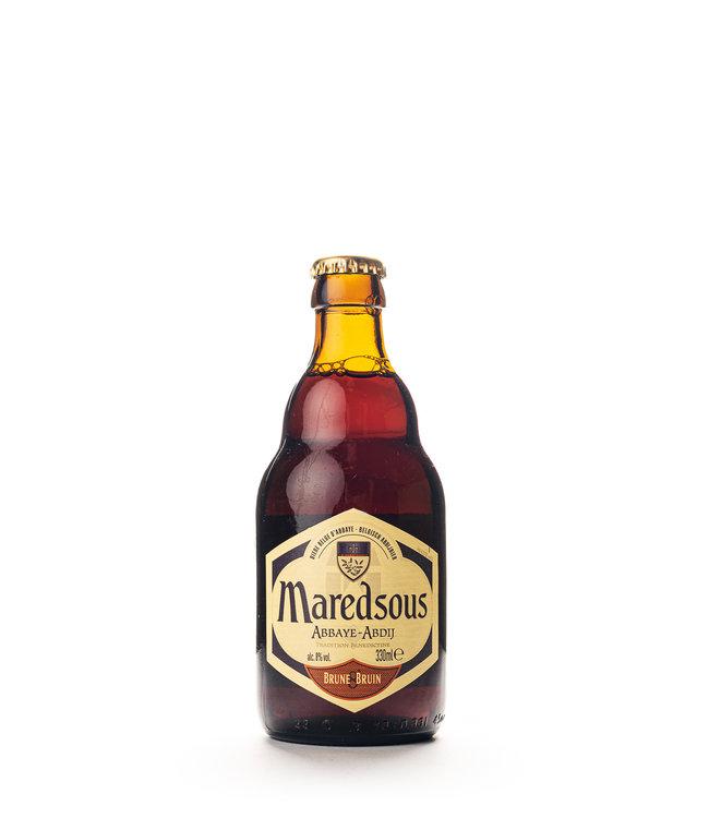 Brouwerij Duvel Moortgat Maredsous 8° Brown