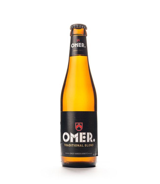 Brouwerij Omer Vander Ghinste  Omer Traditional Blond