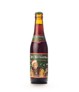 Brouwerij St. Bernardus St. Bernardus Christmas Ale
