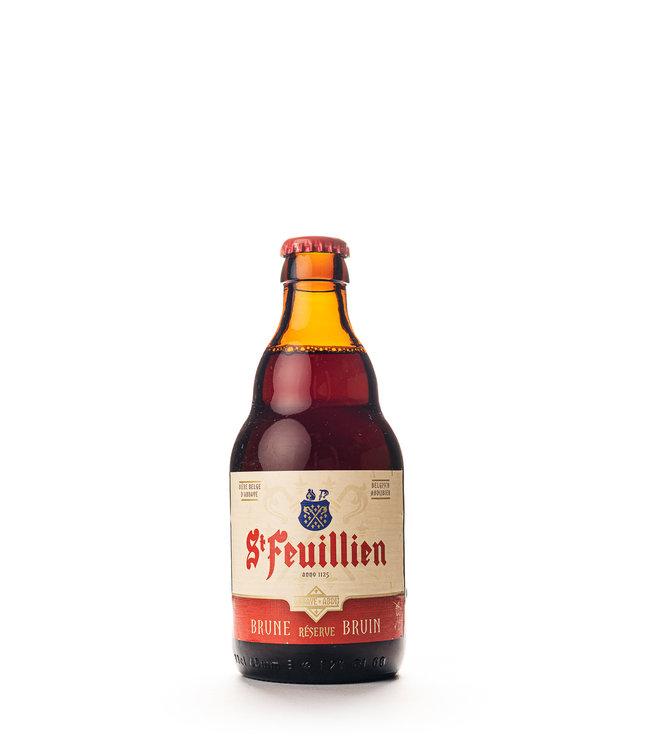 Brasserie St-Feuillien St Feuillien Réserve Brown