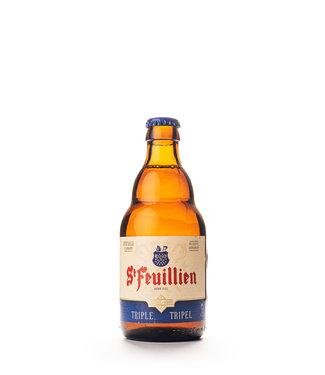 Brasserie St-Feuillien St Feuillien Triple
