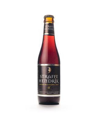 Brouwerij De Halve Maan Straffe Hendrik Brugs Quadrupel