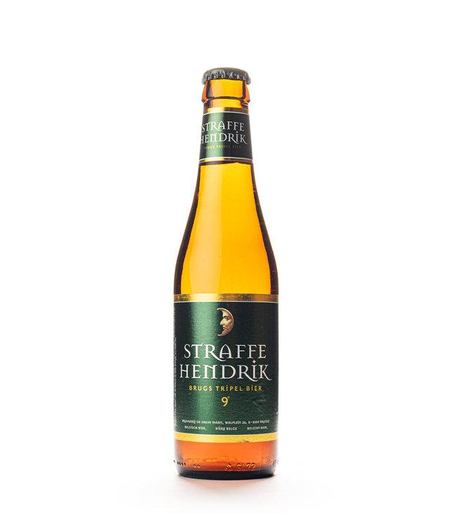 Brouwerij De Halve Maan Straffe Hendrik Brugs Triple