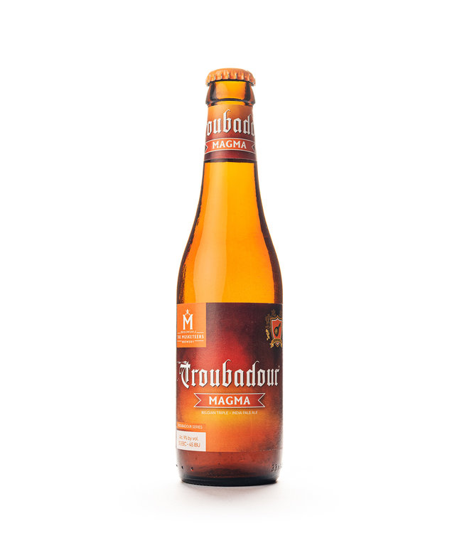 Brouwerij The Musketeers Troubadour Magma