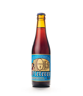 Brouwerij Deca Vleteren 12° Bruin Port Bruin