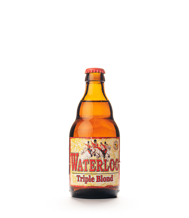 Brouwerij John Martin Waterloo Tripel  Blond