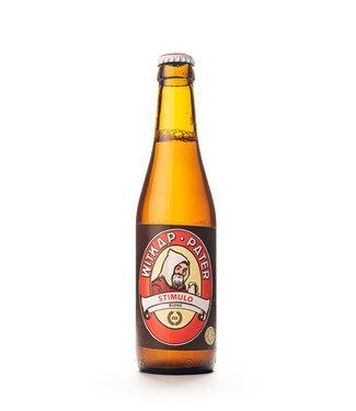 Brouwerij Slaghmuylder Witkap Pater Stimulo Blond