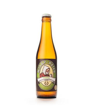 Brouwerij Slaghmuylder Witkap Pater Triple Blond