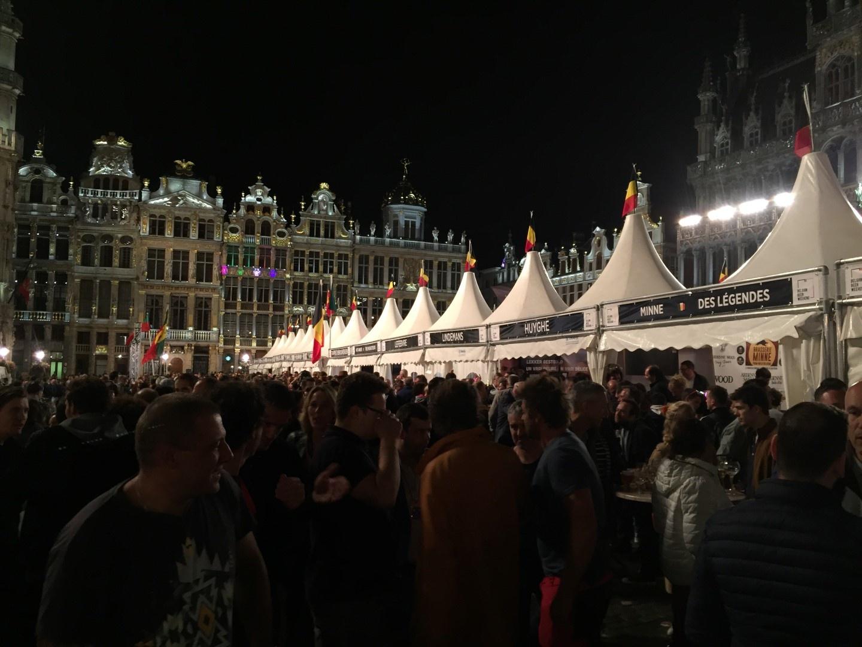Beer of Belgium at the Belgian Beer Weekend