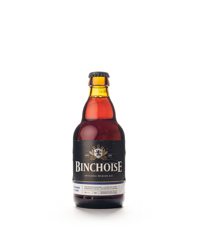 Brasserie La Binchoise Binchoise Brown