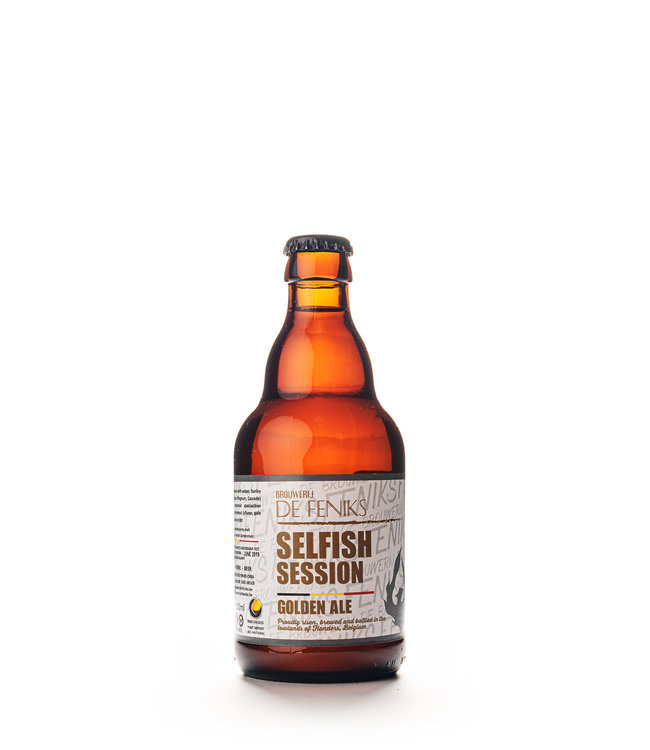 Brouwerij Feniks Selfish Session Golden Ale
