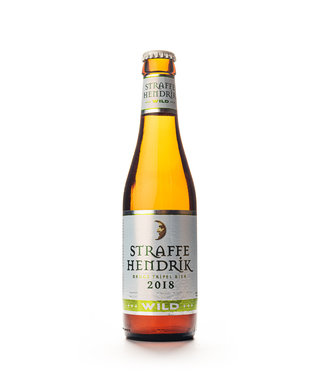Brouwerij De Halve Maan Straffe Hendrik Brugs Triple Wild