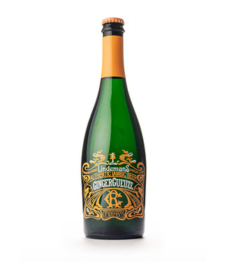 Brouwerij Lindemans Lindemans Authentic Lambic Beer GingerGueuze