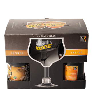Brouwerij Van Honsebrouck Kasteelbier Giftpack