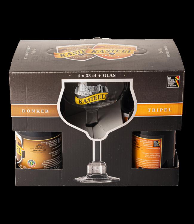 Brouwerij Van Honsebrouck Kasteelbier Geschenkverpakking