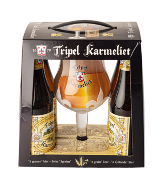 Brouwerij Bosteels Triple Karmeliet Cadeau