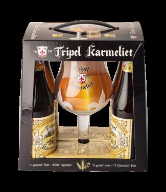 Brouwerij Bosteels Triple Karmeliet Giftpack