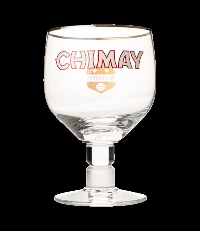 Abdij Notre-Dame de Scourmont Chimay glas - 33cl