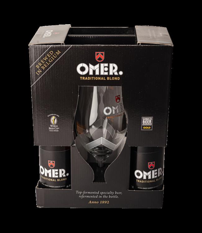 Brouwerij Omer Vander Ghinste  Omer Geschenkverpakking