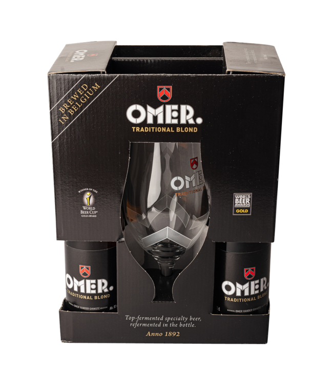 Brouwerij Omer Vander Ghinste  Omer Giftpack