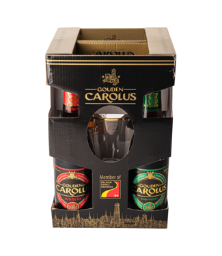 Brouwerij Het Anker Gouden Carolus Geschenkverpakking