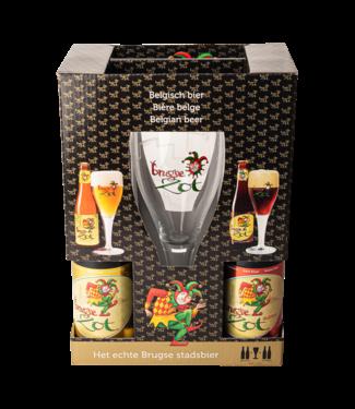 Brouwerij De Halve Maan Brugse Zot Geschenkverpakking