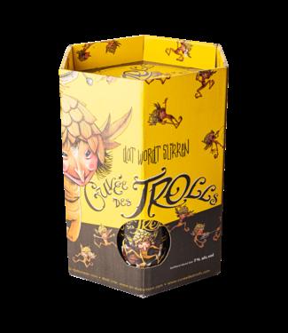 Brasserie Dubuisson Cuvee des Trolls Geschenkverpakking