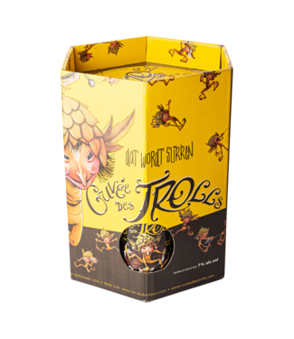 Brasserie Dubuisson Cuvee des Trolls Giftpack