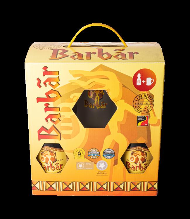 Brasserie Lefebvre Barbar Cadeau