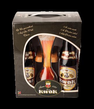 Brouwerij Bosteels Kwak Geschenkverpakking