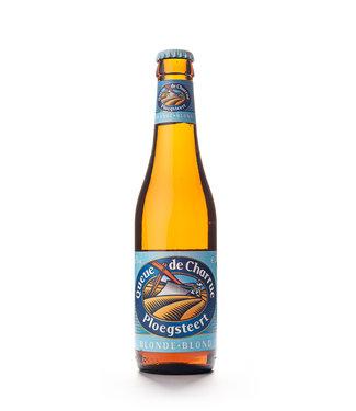 Brouwerij Vanuxeem Queue de Charrue Ploegsteert Blond