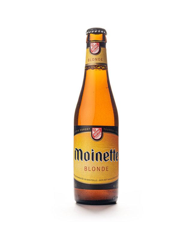 Brasserie Dupont Moinette Blonde