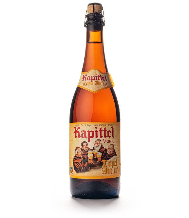 Brouwerij Van Eecke Kapittel Watou Triple Abt 10 75cl