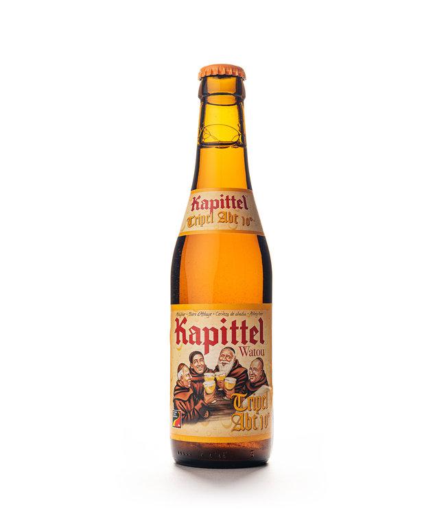 Brouwerij Van Eecke Kapittel Watou Tripel Abt 10