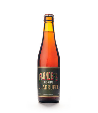Flanders Field Brewery Flanders Fields 1418 Quadrupel