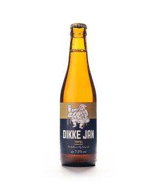 Brouwerij Dikke Jan  Dikke Jan Triple
