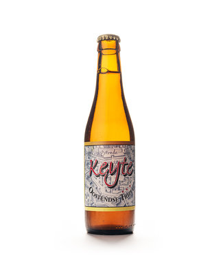 Brouwerij Strubbe Keyte Oostendse Tripel