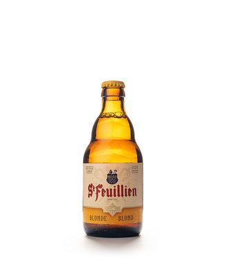 Brasserie St-Feuillien St Feuillien Blond